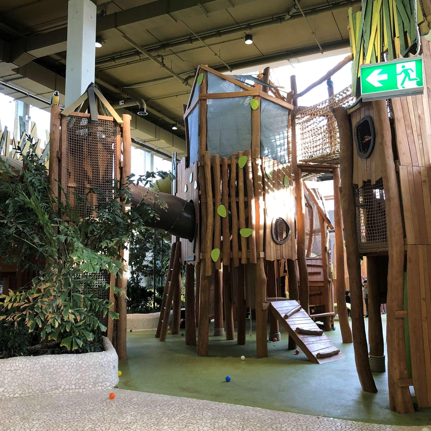 Baluba Indoor Spielplatz