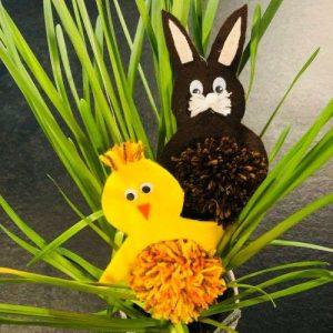 Basteln zu Ostern