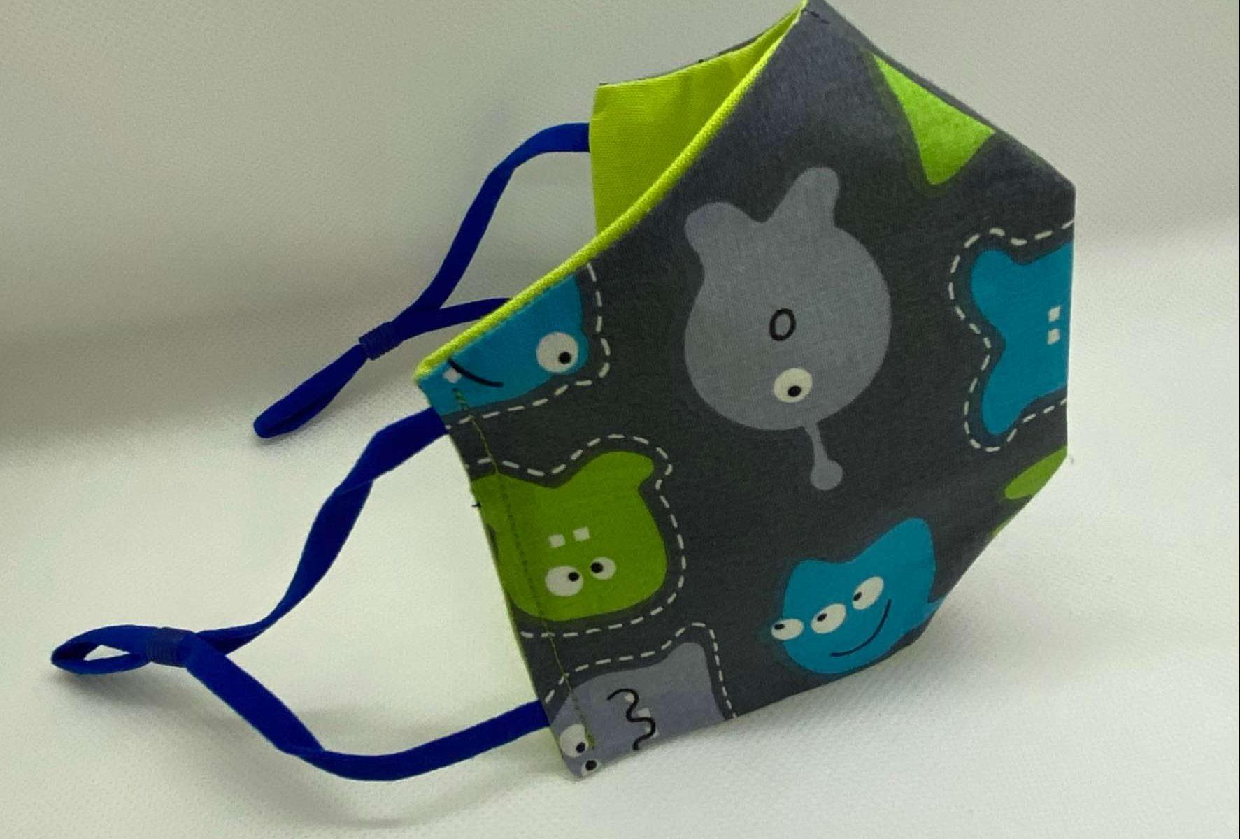 Alltagsmaske für Kinder